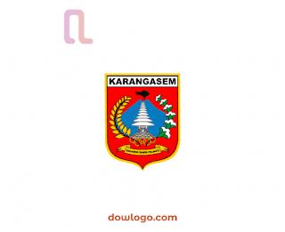 Logo Kabupaten Karangasem Vector Format CDR, PNG