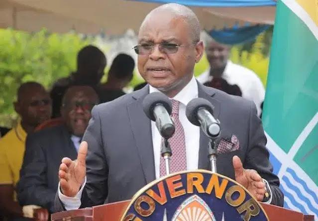 Kilifi Governor Amason Kingi photo