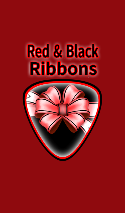 Red & Black Ribbons