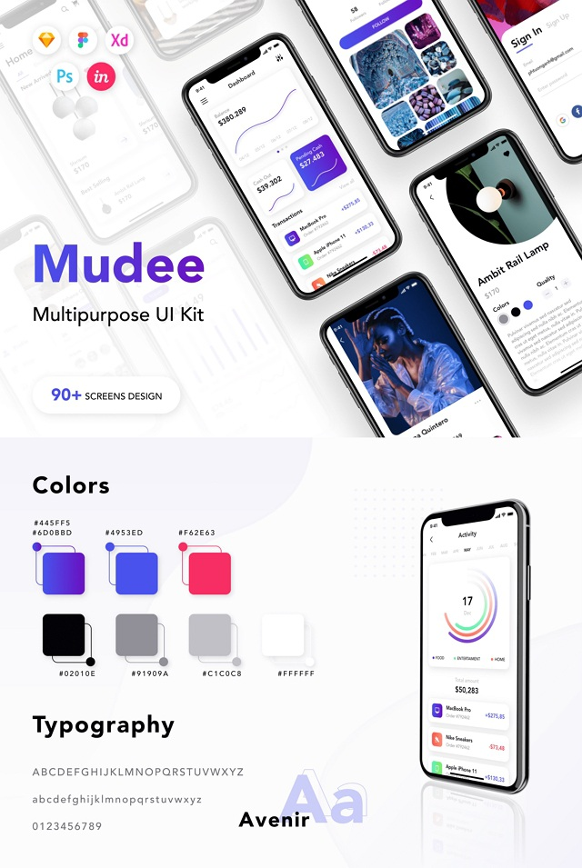 Multipurpose UI Kit