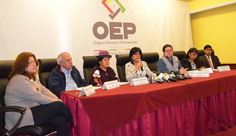 Vocales no se pronunciarán sobre candidaturas hasta cinco mese antes de la elección general