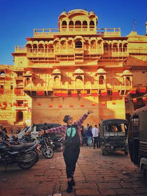 jaisalmer palace