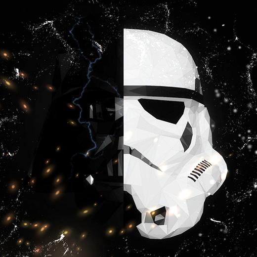 Stormtrooper / Darth Vader Wallpaper Engine