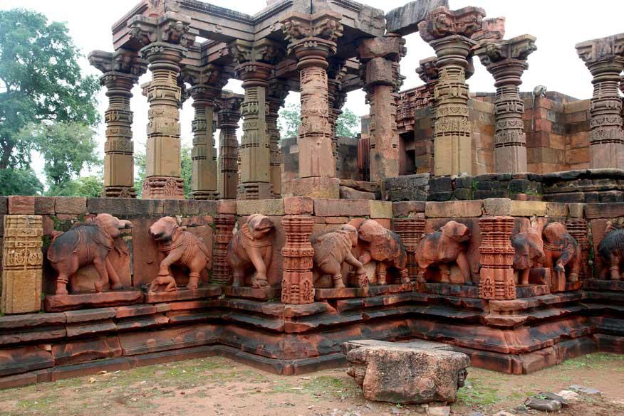 Храм Сидханатх