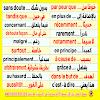 الدرس 173 : تعلم التحدث بالفرنسية بذكاء وصياغة جمل بهذه العبارات بالنطق للمبتدئين+ تحميل الكلمات PDF