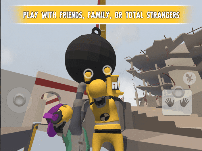 human fall flat android download
