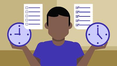 Cara Manajemen Waktu Yang Efektif