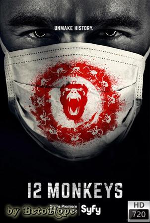 12 Monos Temporada 1 [720p] [Latino-Ingles] [MEGA]