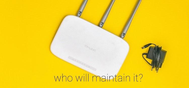 router management part 1