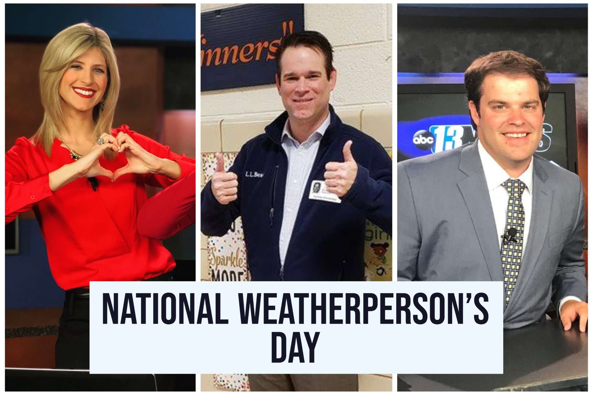 National Weatherperson's Day Wishes Sweet Images