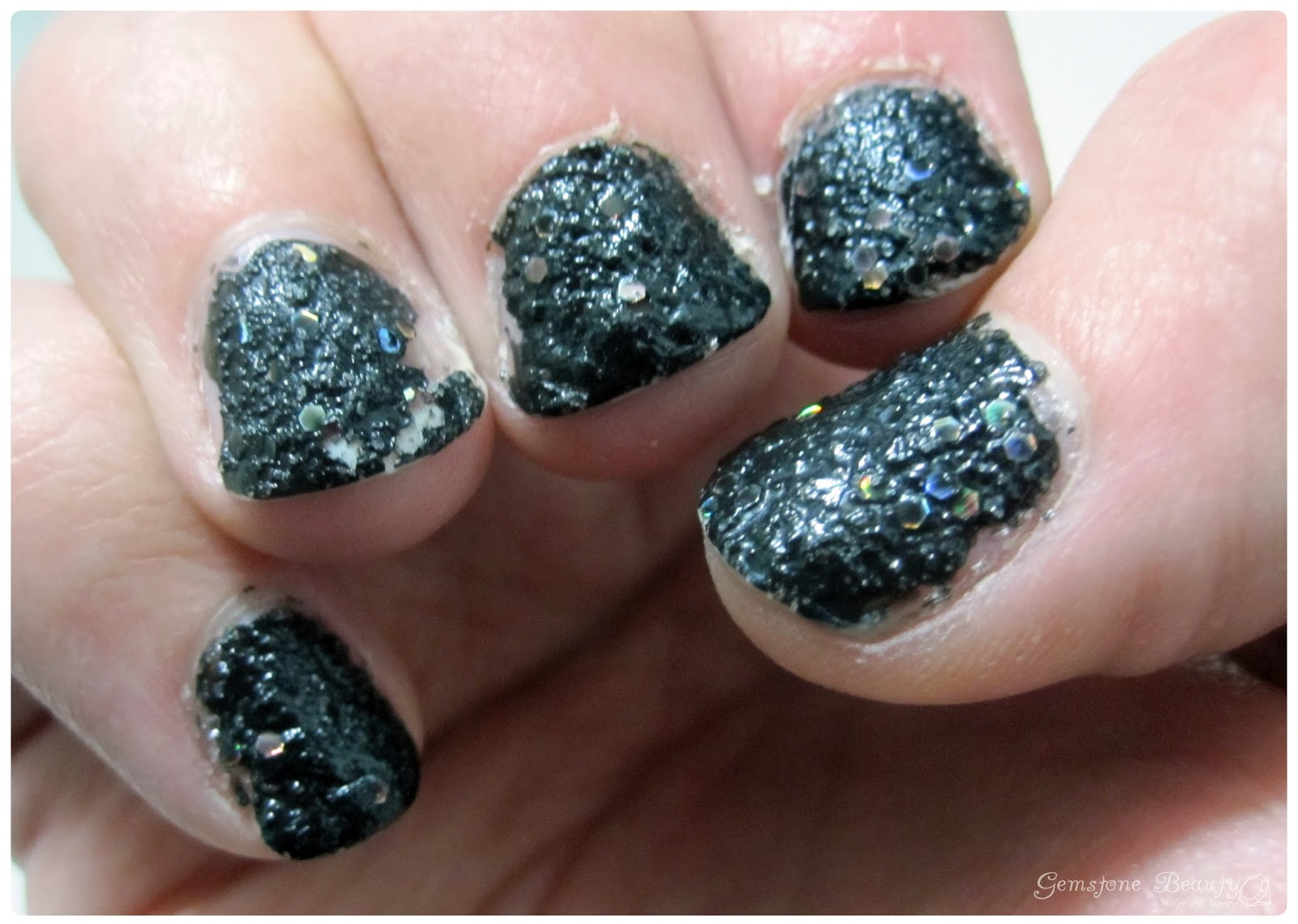 Gemstone Beauty Quite Possibly The Worst Nail Polish Ever