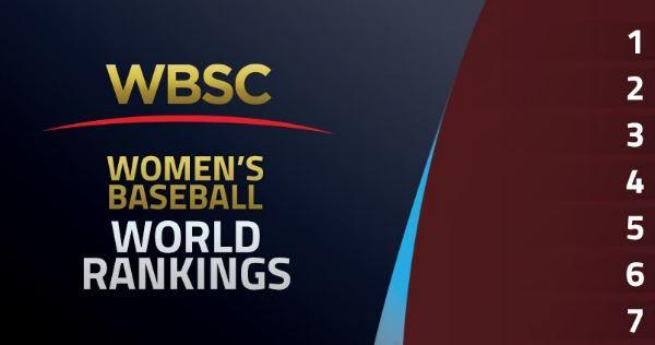 Aquí pueden ver ambos rankings completos de la WBSC