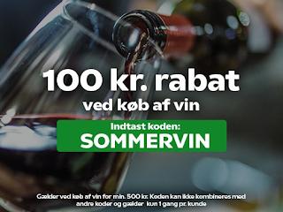rabatkode til vin