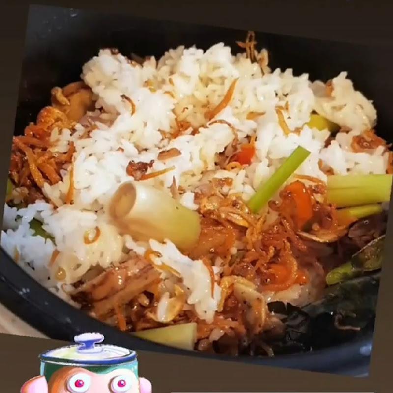 Resep Nasi Liwet Ikan Teri Medan Dengan Rice Cooker