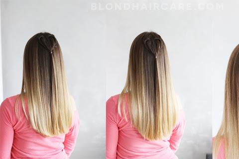 9 fryzur, które zrobiła na moich włosach 12-letnia Zuzia! ♡ - czytaj dalej »
