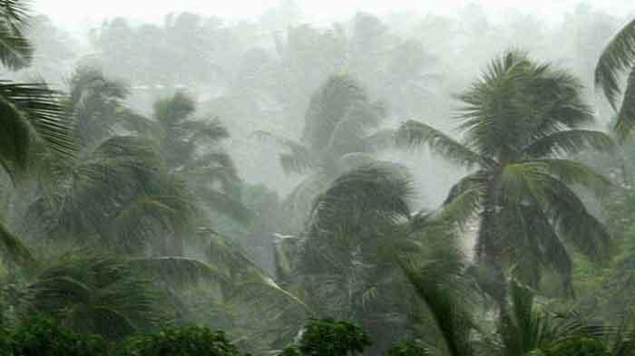 Thiruvananthapuram, News, Kerala, Rain, Top-Headlines, Yellow alert, Districts, Heavy rain in Kerala; Yellow alert declared in 11 districts