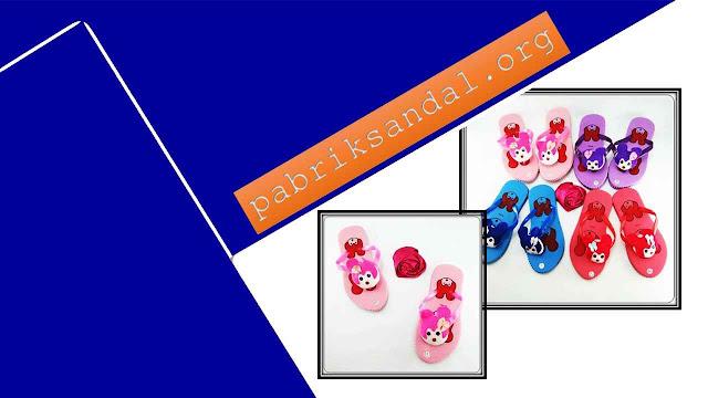 Pabrik Sandal Lucu- Sandal AB Rabbit Anak Tanggung