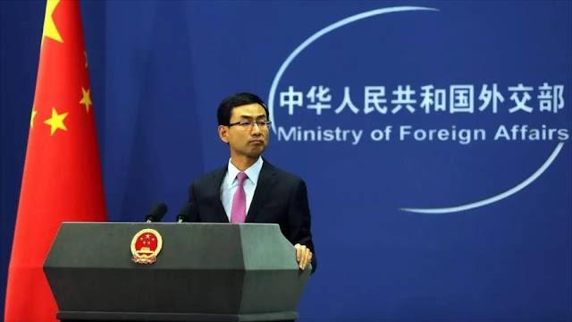 """China rechaza la nueva """"falsa"""" acusación de espionaje de EEUU"""