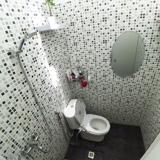 Desain Kamar Mandi Kecil Ukuran 1 5x1 5 | Contoh Wc ...