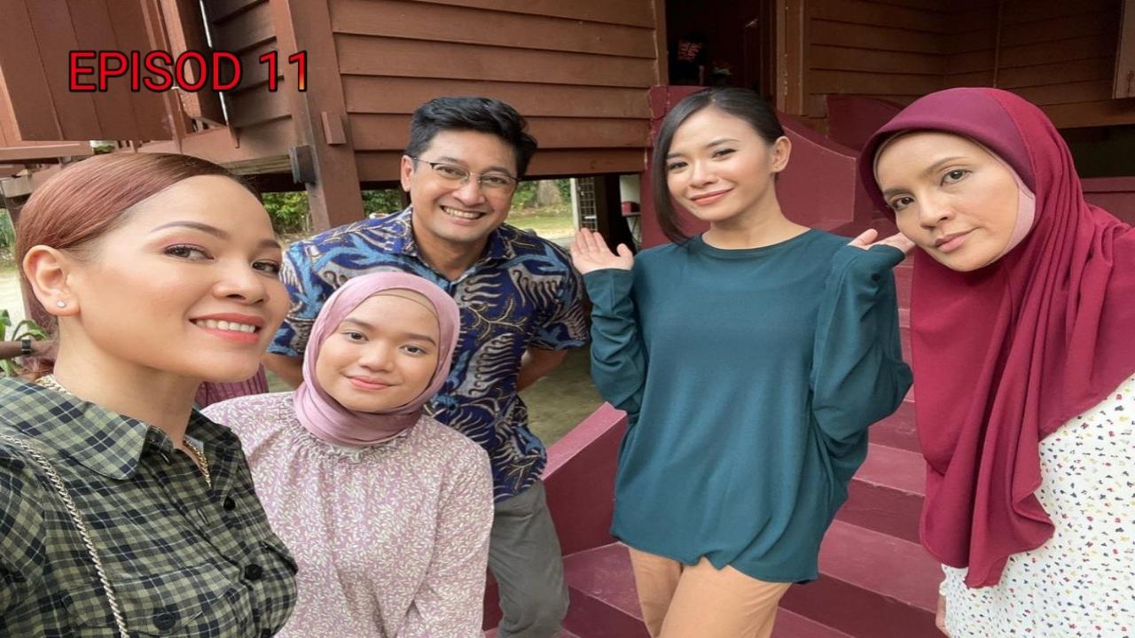 Tonton Drama Perisik Cinta Tak Diundang Episod 11 (Akasia TV3)