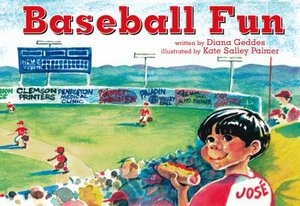 bookcover of BASEBALL FUN  (Kaeden Books)  by Diana E. Geddes