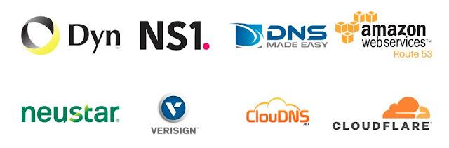 name server providers