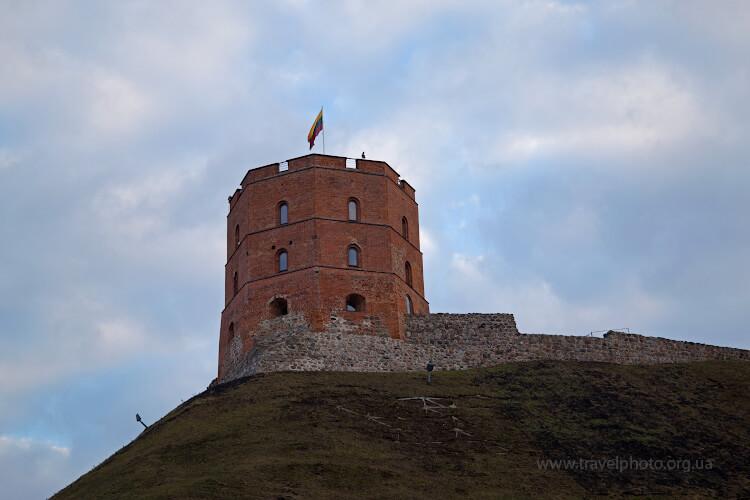 Башня Гедиминаса Вильнюс