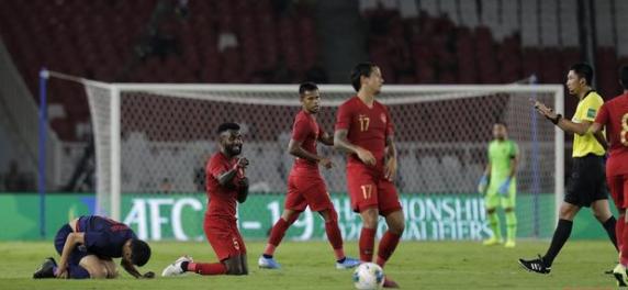 Berikut Laga Timnas Indonesia Melawan Vietnam Kemungkinan Di Luar Jakarta 2019
