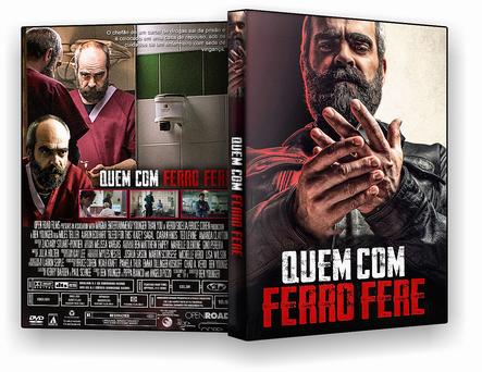 DVD Quem com Ferro Fere 2020 Dublado DVD-R AUTORADO
