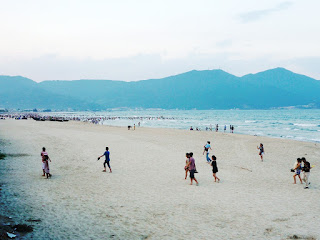 The Enchangting Beauty of Non Nuoc Beach