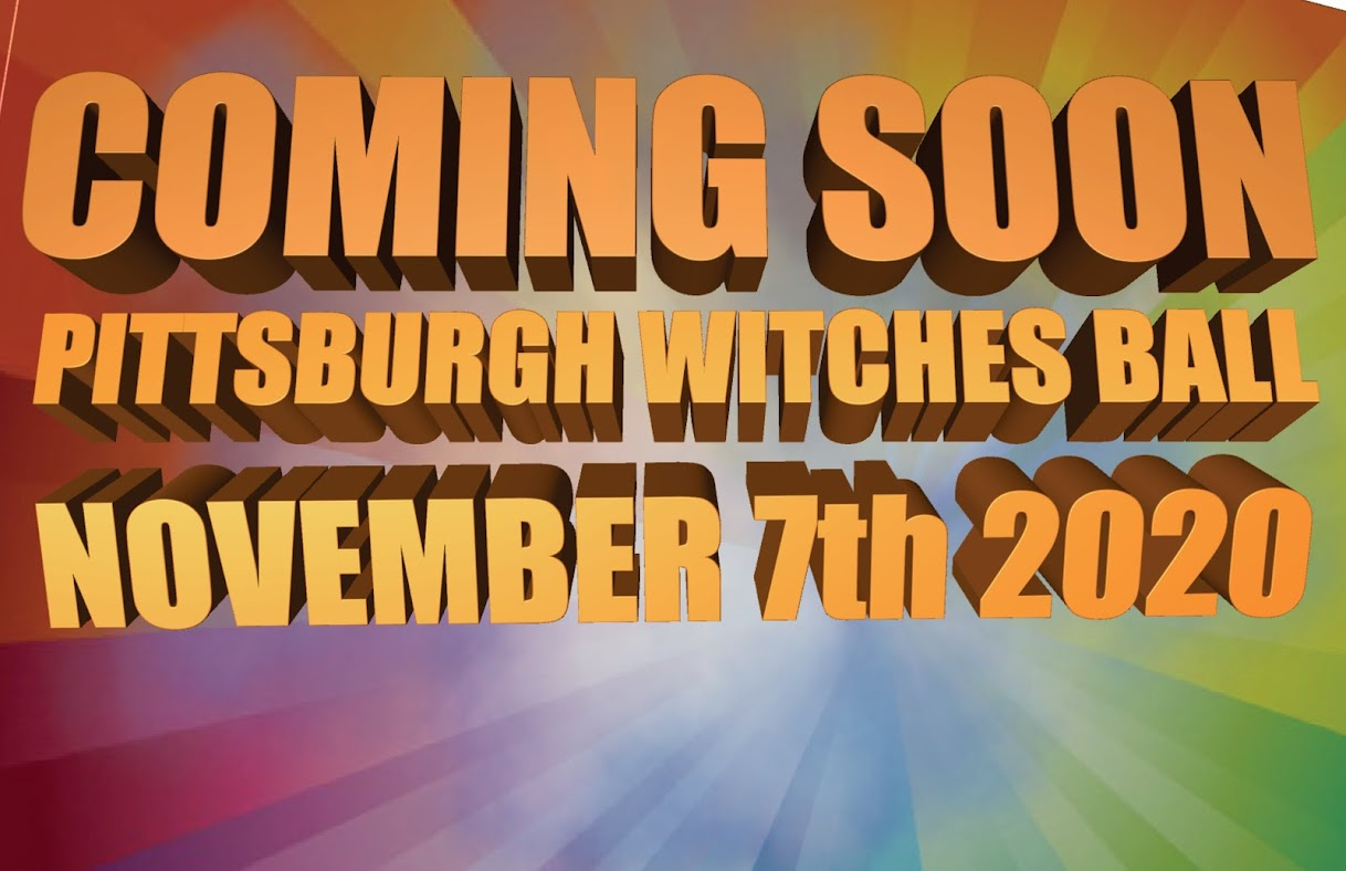 Longest Running Pittsburgh Witches Ball / TPBHS