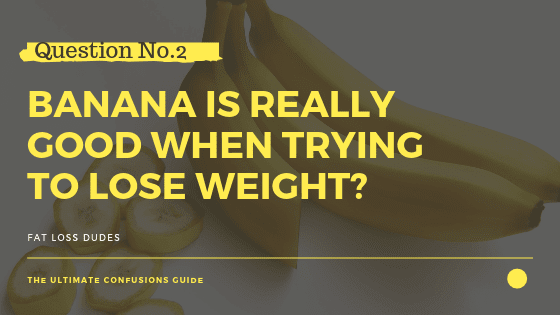 Bananas Benefits For Weight Loss