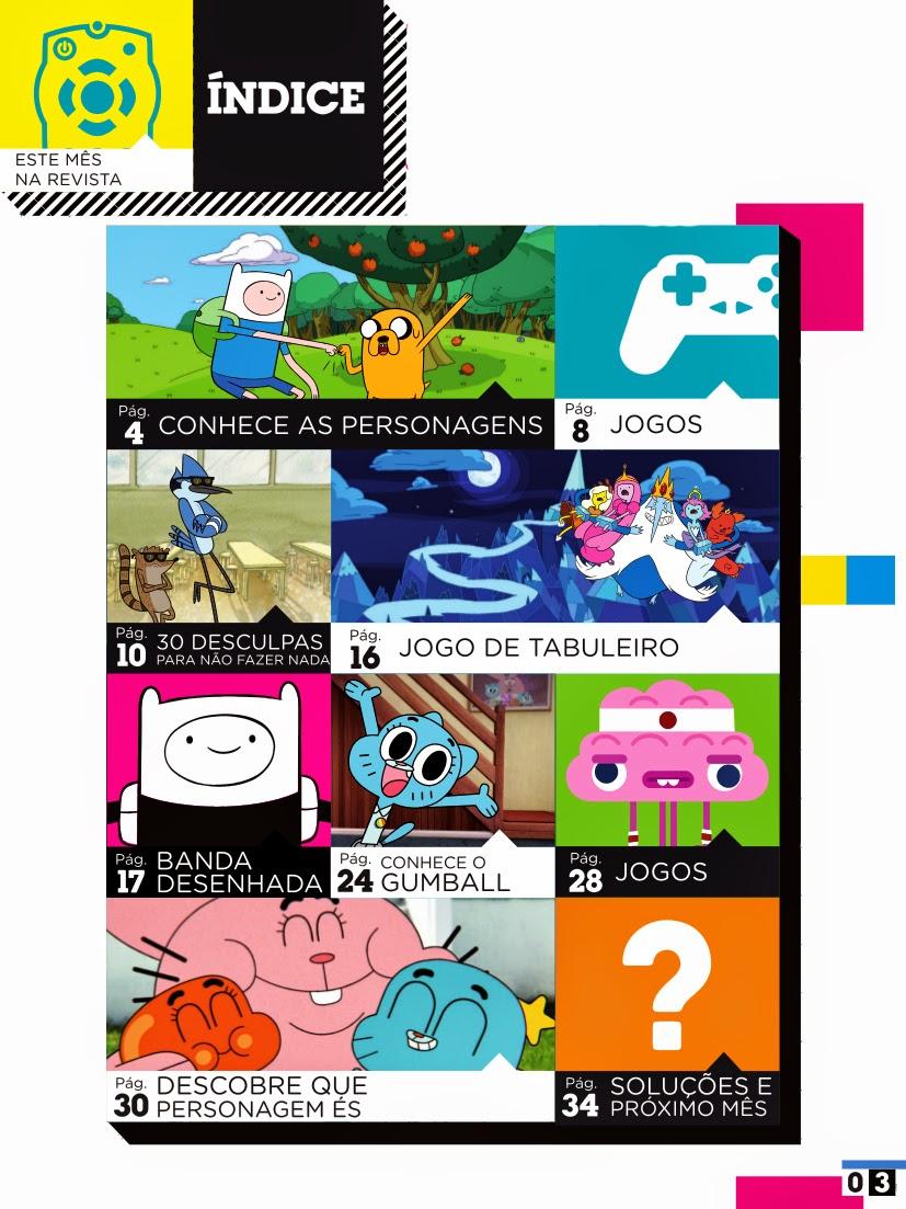 e88aceb5d6331 Leituras de BD  Reading Comics  Lançamento Goody  Revista Cartoon ...