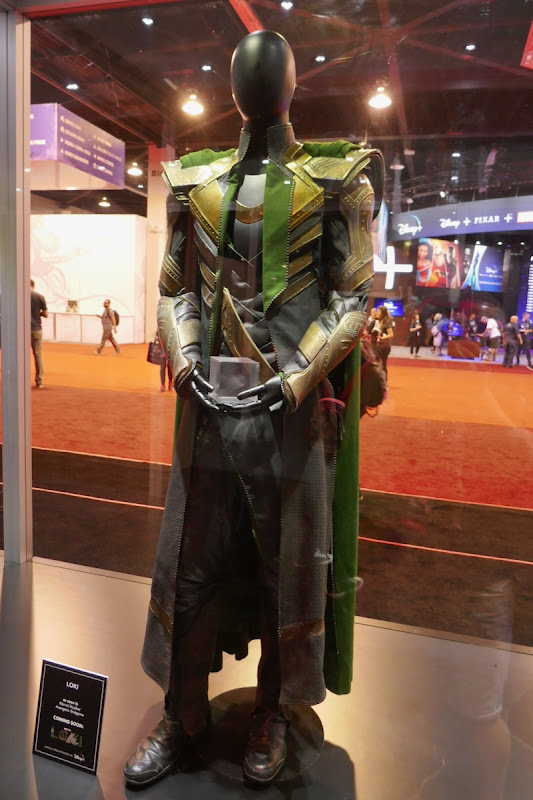 Tom Hiddleston Avengers Endgame Loki movie costume
