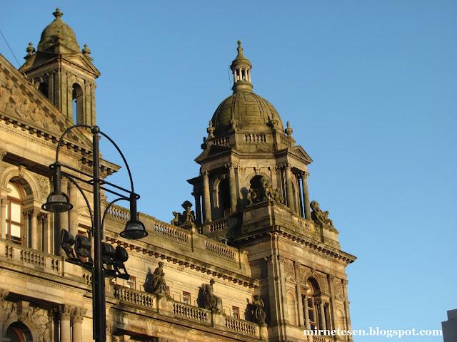 Глазго - здание Городского Совета