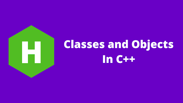 HackerRank Classes and Objects in C++ problem solution