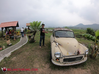 Permandangan 'Backyard' Pak Malau Langkawi