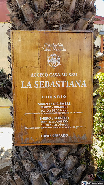 Casa de Pablo Neruda em Valparaíso, Chile - O que fazer em Valparaíso em algumas horas