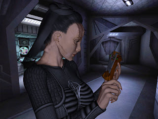 Tricorder Cardassiano