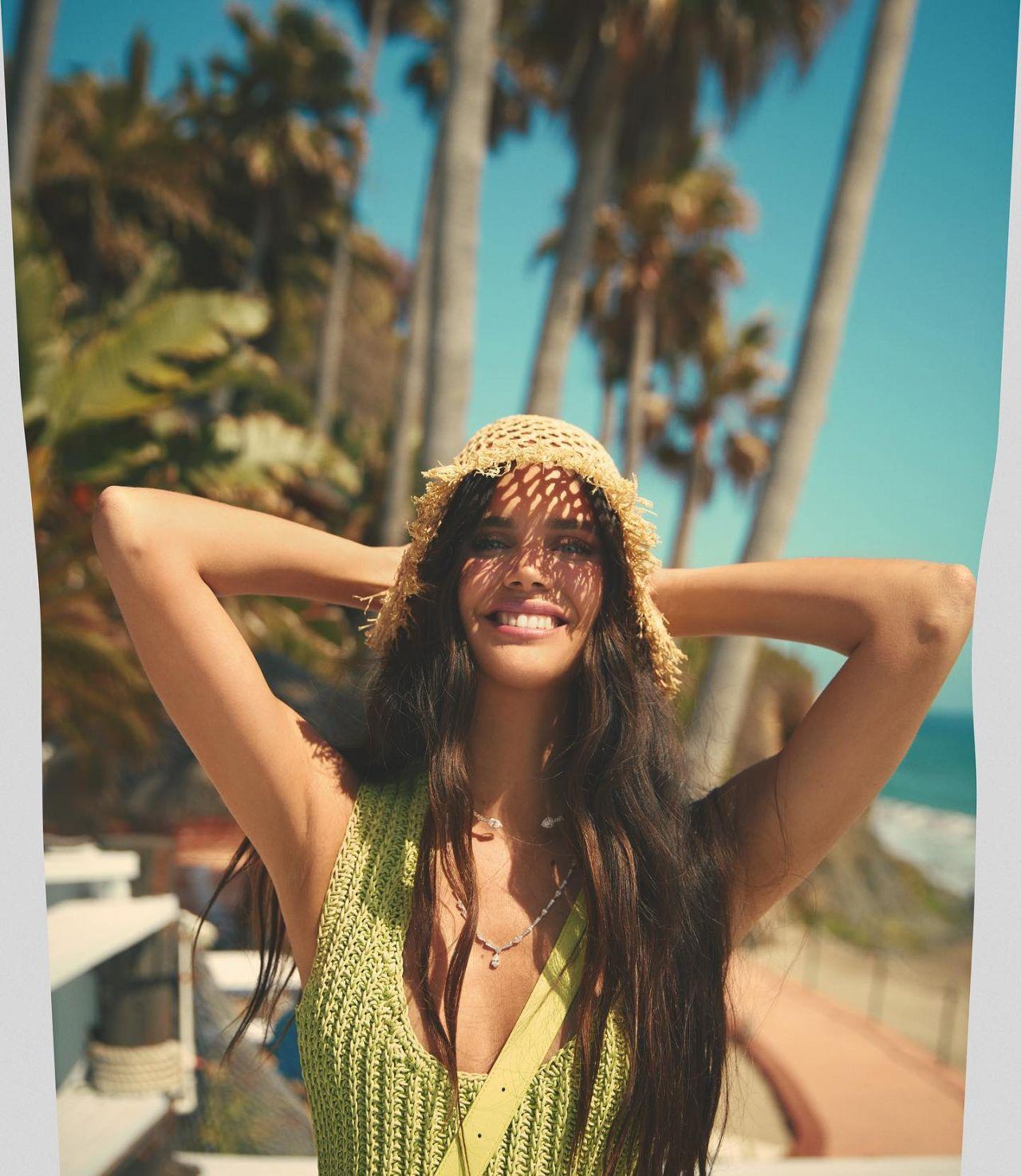 Sara Sampaio - Harper's Bazaar Greece June 2021