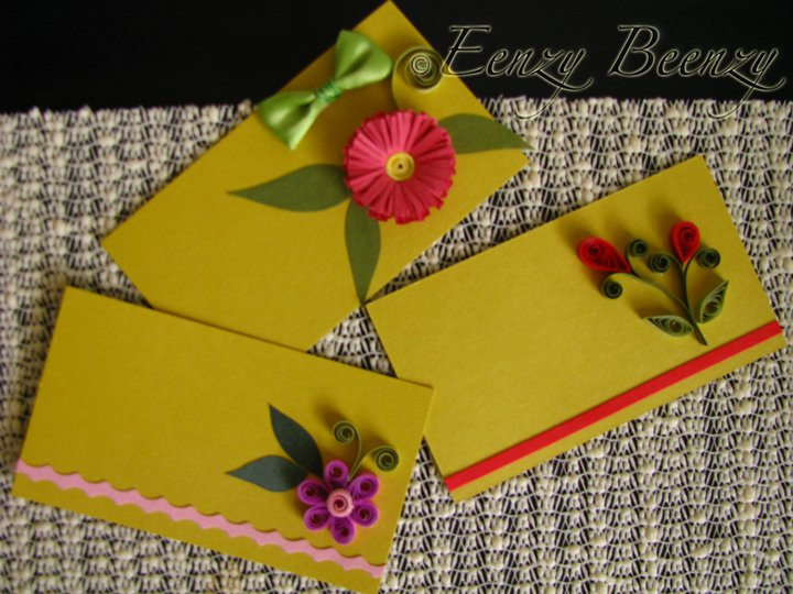 simple greeting cards  creative art  craft work