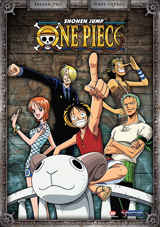 One Piece วันพีช ซีซั่น 1 อิสท์บลู ตอนที่ 1-52 พากย์ไทย