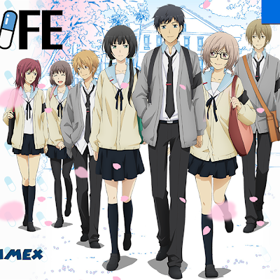 ReLIFE Audio Castellano 13/13 | MEGA | MediaFire |