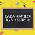 Tele-clases de Cada Familia Una Escuela se transmitirán a las 10:00 am y 2:00 pm por VIVE TV
