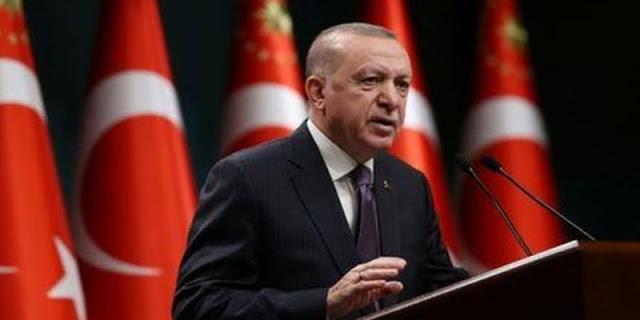 Telepon Raja Salman, Erdogan Ucapkan Selamat Menyambut Malam Lailatul Qadar