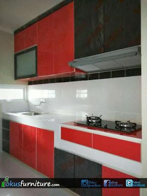 Kitchen set Cimanggu Bogor