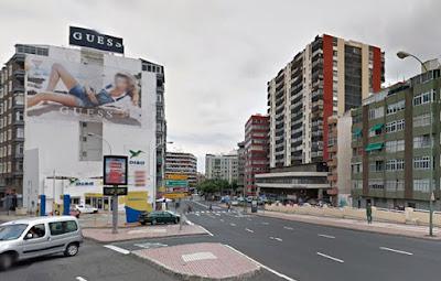 Un hombre de nacionalidad cubana mata a otro con un cuchillo, calle  Olof Palme Las Palmas de Gran Canaria