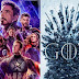 Avengers endgame and Game of thrones are Ranked up as the best top nominations on the MTV Movie and TV awards