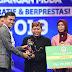 Mufarrihul Hazin dan Istri menjuarai pasangan muda inspiratif dan berprestasi 2019