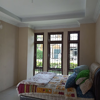 Kamar tidur rumah 2 lantai di Perumahan Citra Wisata Jl. Karya Wisata Medan Johor Medan Sumatera Utara